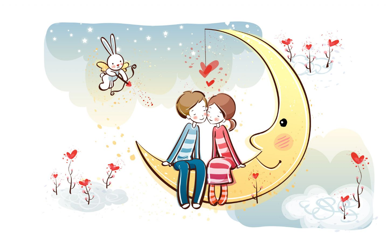 Gambar Animasi Lucu Dan Romantis Wwwnaturalrugsstore