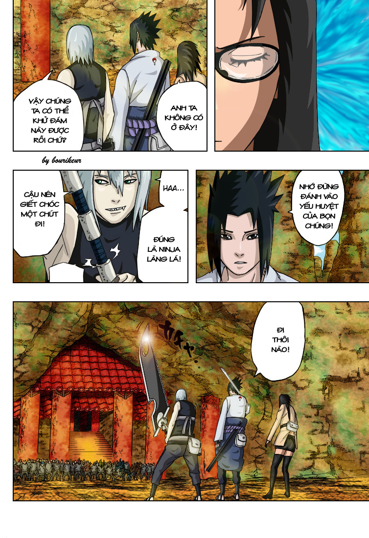 Naruto chap 350.Color Trang 8 - Mangak.info