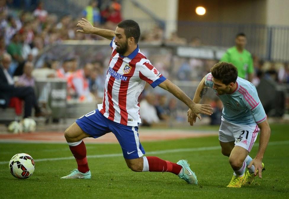 SPANISH LIGA FOOTBALL 2014-2015