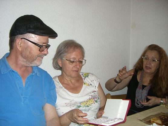 Plaquetona Anabel Torres