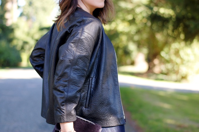 Isabel Marant Camelia leather jacket