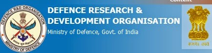 Jobs vacancies recruitment in Defence Research and Development Organisation (DRDO)
