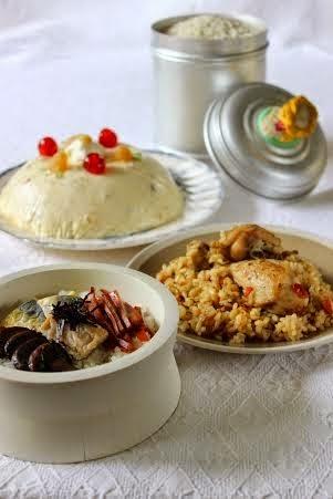 La sfida del mese di settembre: il riso.