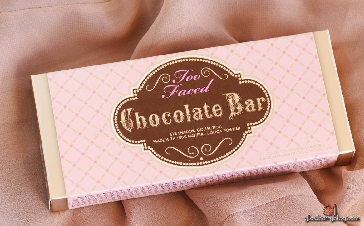 פלטת השוקולד לעיניים טו פייסד סוטצ'ים צבעים איפה לקנות סקירה המלצה too faced chocolate palette review swatches glossberry גלוסברי בלוג איפור וטיפוח