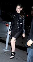 Kristen Stewart leggy