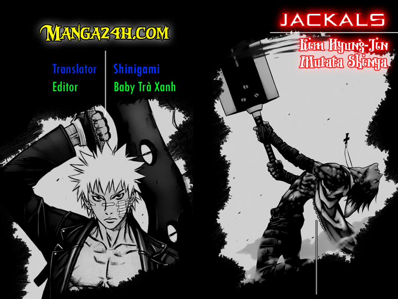 Jackals chap 56 – Kết thúc Trang 1 - Mangak.info