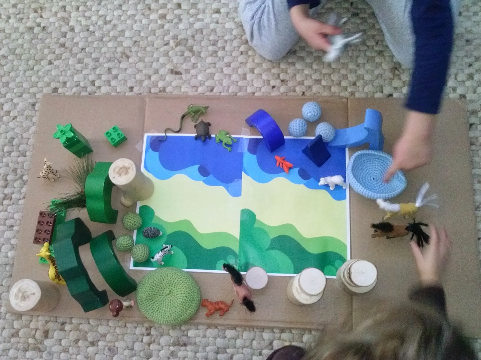 Printable Playmats