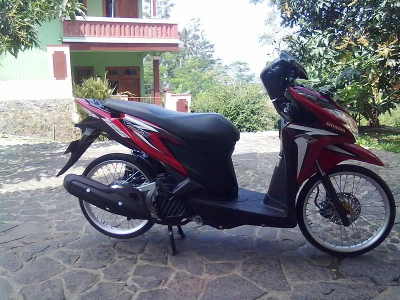 Vario 125 Velg 17 Modifikasi