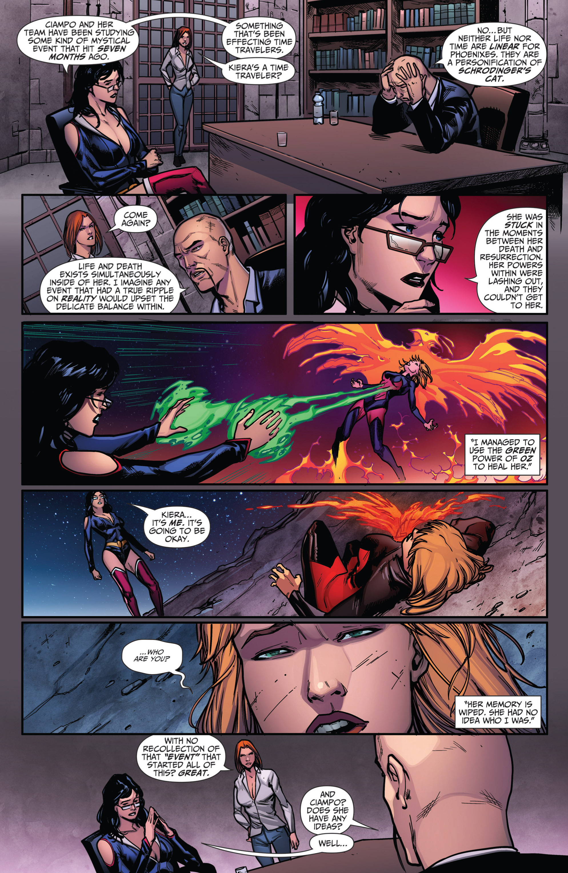 Grimm Fairy Tales (2005) Issue #108 #111 - English 4