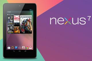Tablet Nexus 7 3G Harga Dan Spesifikasi