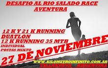 DESAFIO AL RIO SALADO RACE AVENTURA - 27/11/2016