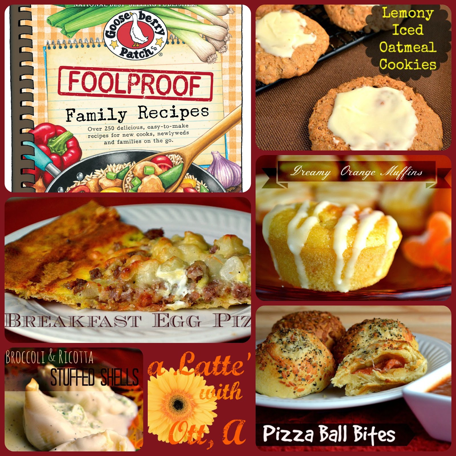 A latte with ott a foolproof family recipes cookbook giveaway in case you couldnt tell by all the cooking ive done out of this book i state it here this is my favorite gooseberry patch cookbook to date solutioingenieria Images