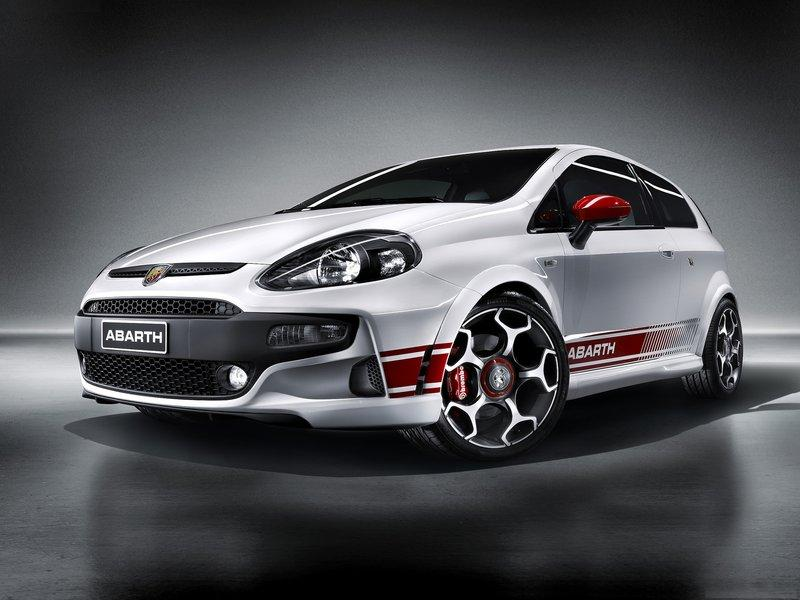 New Fiat Punto Evo Abarth 2011 2012 Features And Video Car Pages