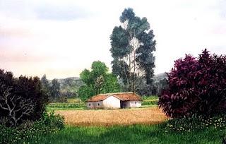 Paisajes Oleo Colombianos