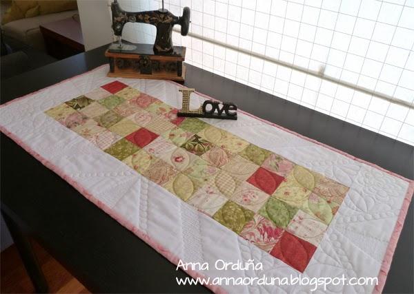 Anna ordu a mi rinc n de patchwork tutorial camino de mesa - Como hacer una vidriera ...