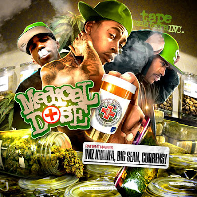 Wiz_Khalifa_Currensy_And_Big_Sean-Medical_Dose_(Presented_By_Tapemasters_Inc.)-(Bootleg)-2011