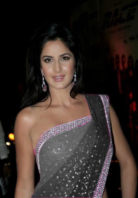 Katrina Kaif Hot Photos In Saree World Of Celebrity
