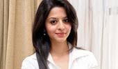 Stylish and pretty Vedhika in white