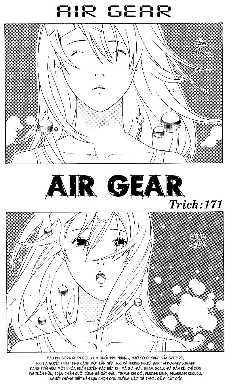 Air Gear Chap 171