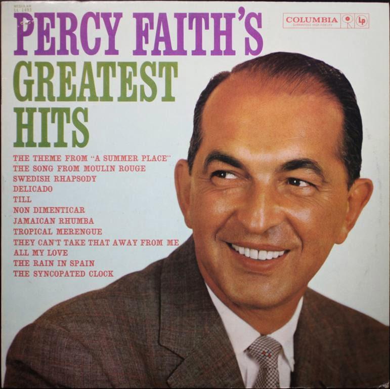 Percy Faith Strings Exotic Strings