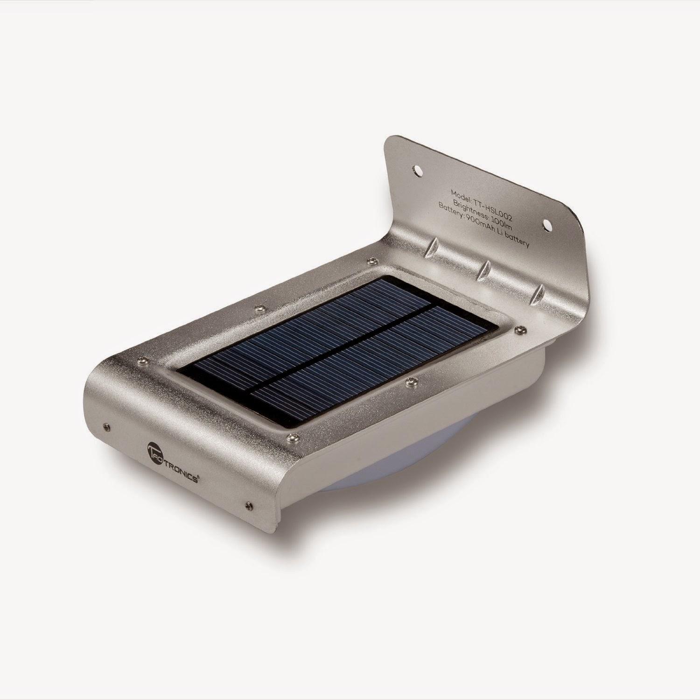 dankern produkttests und erfahrungsberichte die taotronics solarlampe mit 16 leds zum. Black Bedroom Furniture Sets. Home Design Ideas
