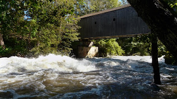 Covered Bridge over Troubled Waters