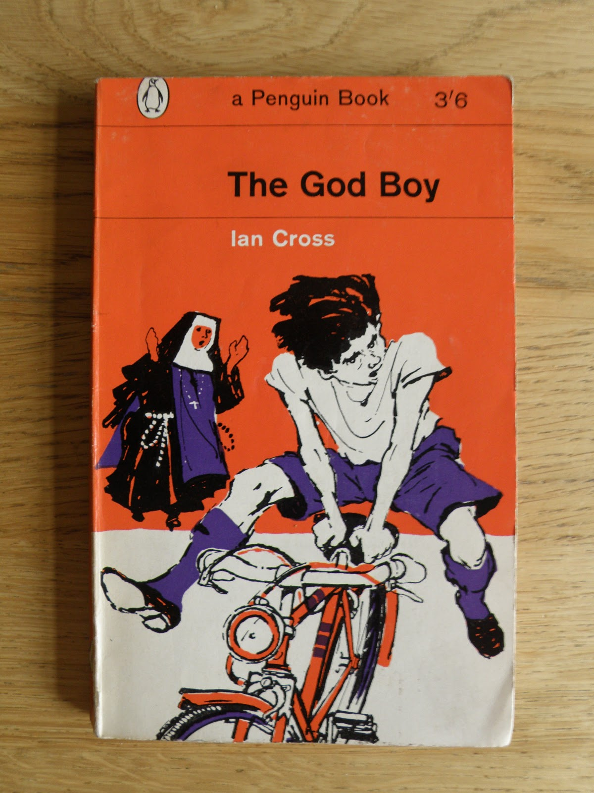 god boy ian cross essay Ian cross has written extensively as a journalist and author his most successful novel is the god boy, published in many countries and adapted over the years for stage, film and opera productions.
