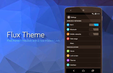 Flux - CM11 Theme Apk Android