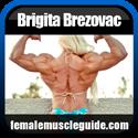 Brigita Brezovac Female Bodybuilder Thumbnail Image 4
