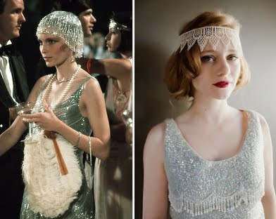 Celebrity Stars 1920s Fashion Trends