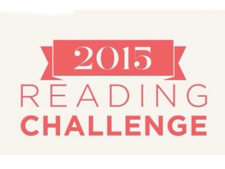 Reading Challengue 2015