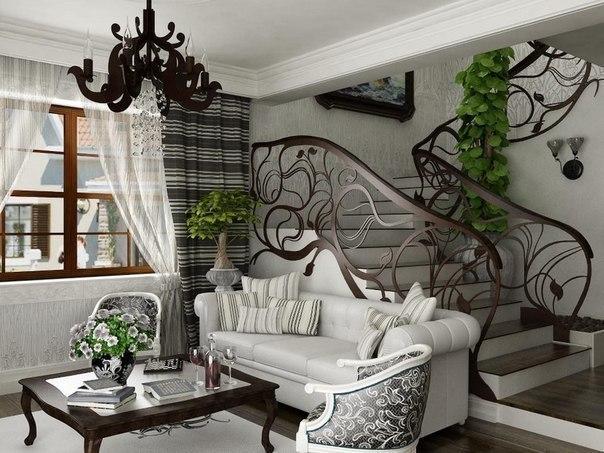 Дизайн зала гостиной фото