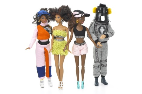 Nasir Mazhar Barbie for Selfridges