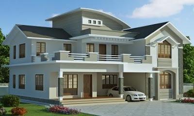 Rumah mewah idaman