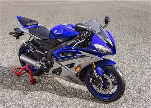 Yamaha R6 2015 phong cách MotoGP.