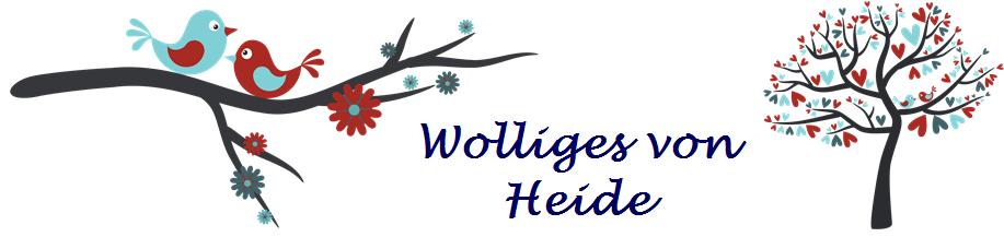 Wolliges von Heide