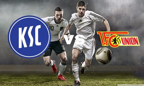 Prediksi Skor Teritu Karlsruher vs Union Berlin jadwal 03 agustus 2014