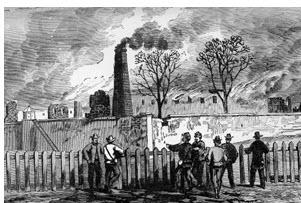 Milledgeville Penitentiary Georgia