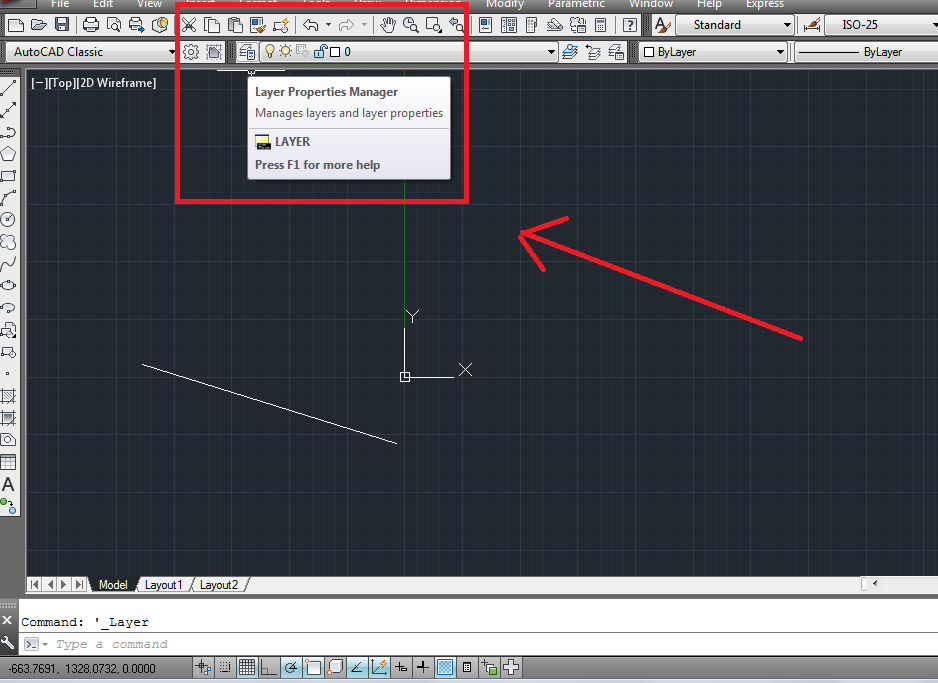 how to show lineweight in autocad 2015