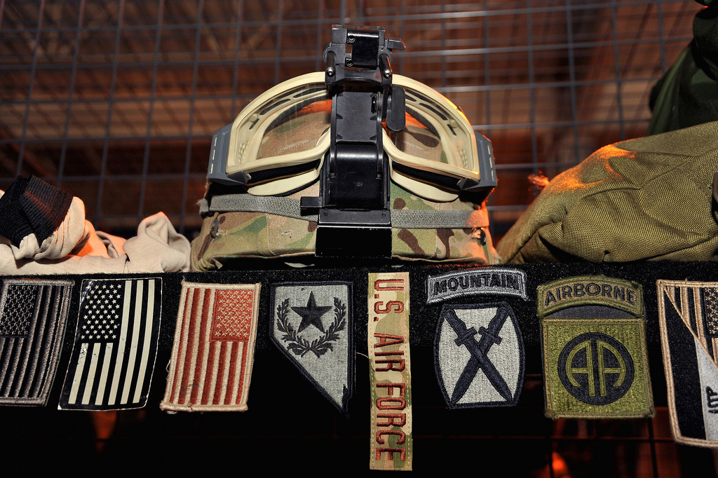 USAF Military Patches Medals of America