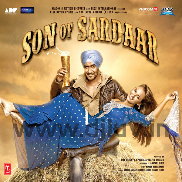 Son Of Sardaar (2012) MP3 Songs Free Download
