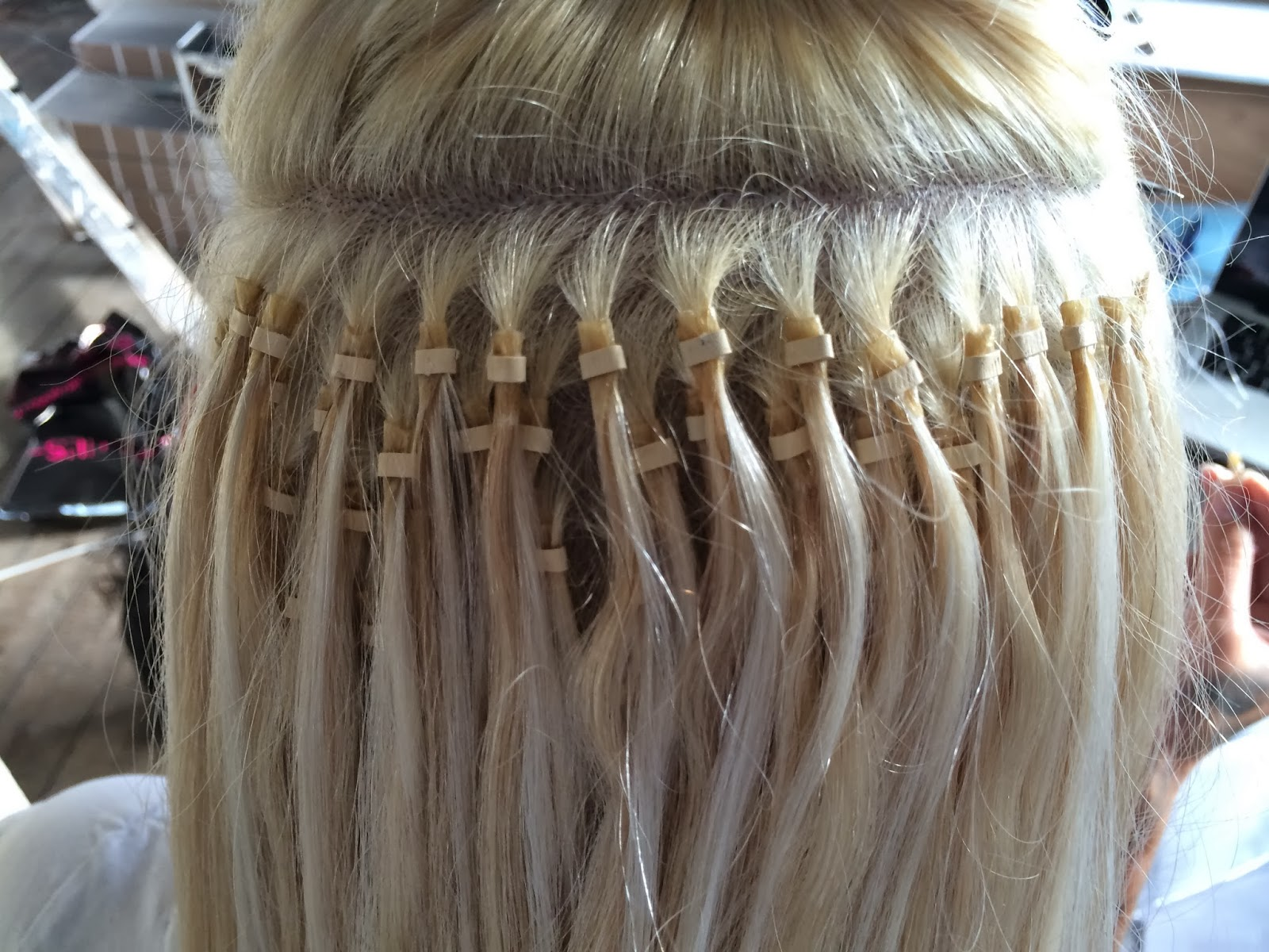 Is Micro Loop Hair Extensions Bad For Your Hair Triple Weft Hair