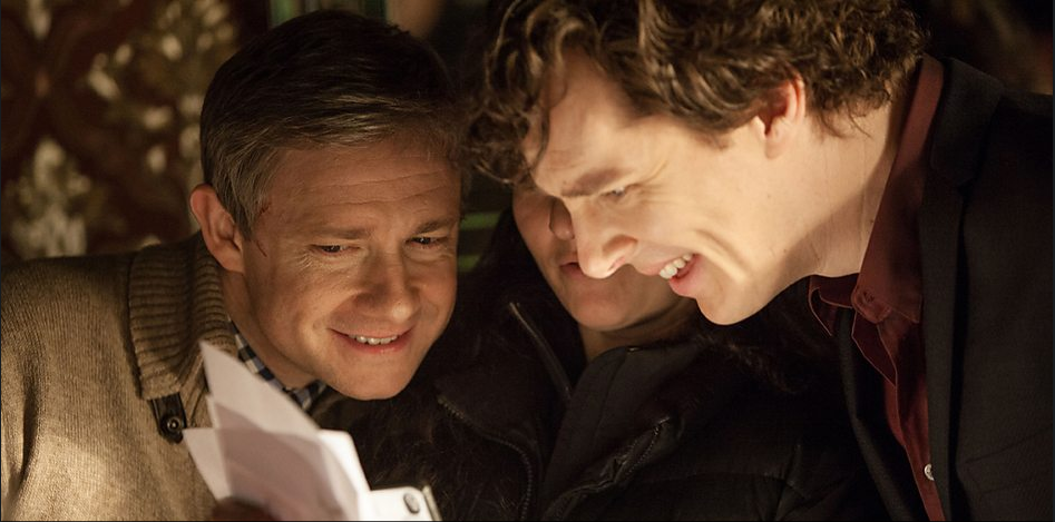 Sherlock' Series 3: The Game is On! - I Hear of Sherlock Everywhere