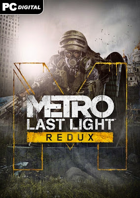 R5tCksy Download   Jogo Metro Last Light Redux FLT PC (2014)