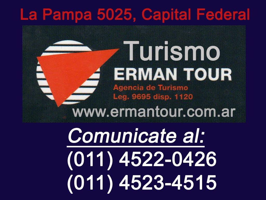 Erman Tour - Turismo
