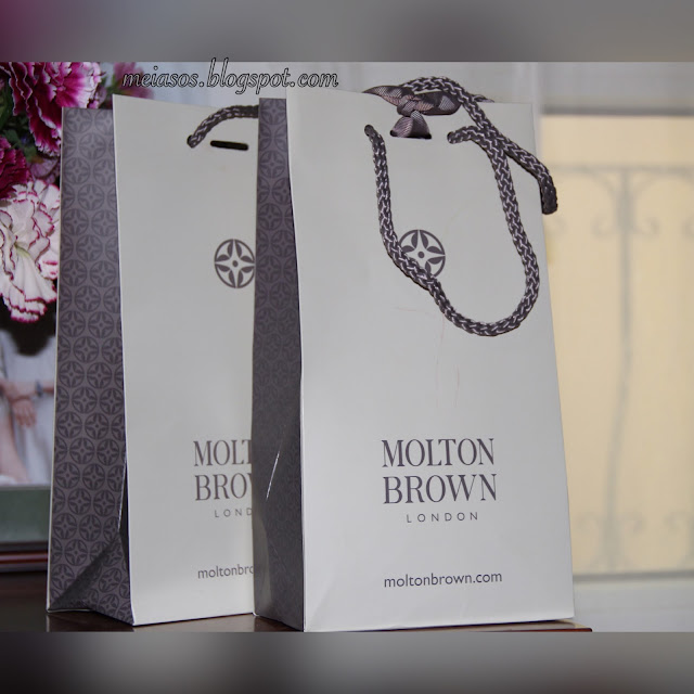Molton Brown Opens in Doha!!