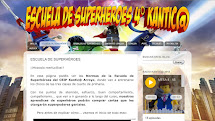 ESCUELA DE SUPERHÉROES KANTIC@