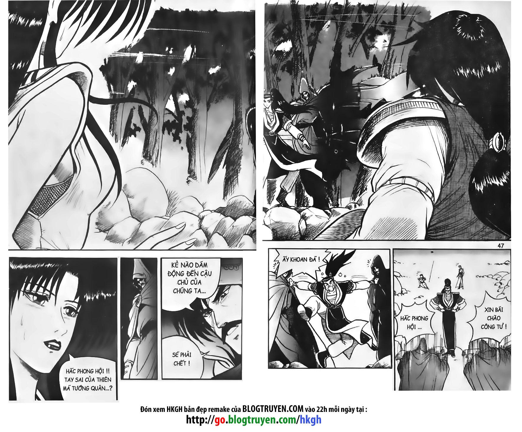 Hiệp Khách Giang Hồ chap 3 page 2 - IZTruyenTranh.com