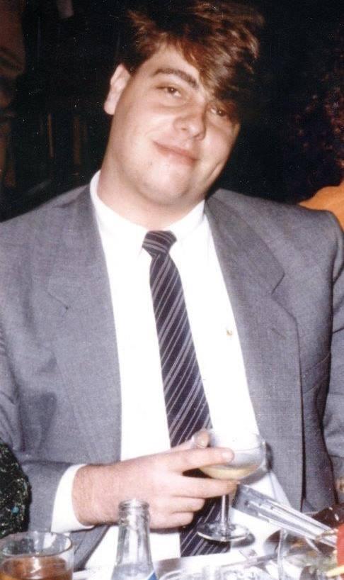 Isidro Montoto Señaris de 20 años