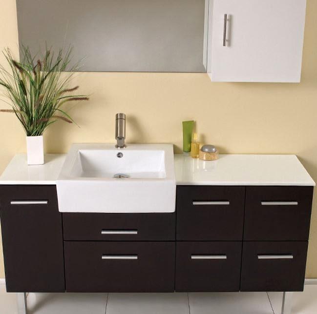 beaut unique salle de bains vier vanity idee salle de bains. Black Bedroom Furniture Sets. Home Design Ideas